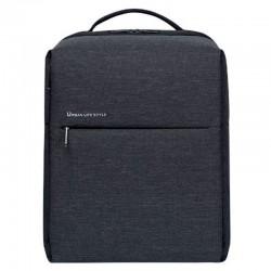 Mochila xiaomi mi city backpack 2 gris oscuro - para portátiles hasta 15.6'/39.6cm - capacidad 17l - bolsillo frontal -