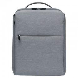 Mochila xiaomi mi city backpack 2 gris claro - para portátiles hasta 15.6'/39.6cm - capacidad 17l - bolsillo frontal - poliester