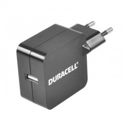 Cargador de pared duracell dracusb2-eu - 1xusb - 5v - 2.4a