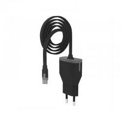 Cargador muvit muacc0170 micro usb reversible - 5v/1a - cable 1m