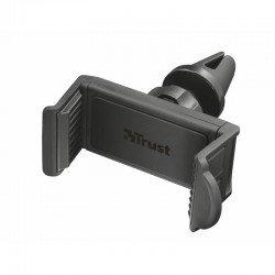 Soporte universal trust urban 21806 - para smartphones móviles hasta 6'/15.24cm - conector giratorio para salida ventilación