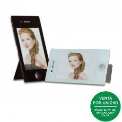 Marco de fotos diseño iphone jocca - 10*15cm - uso vertical / horizontal