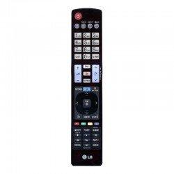 Mando a distancia estándar lg an-cr400 compatible con todos los televisores de la marca - negro - 2xaaa