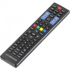Mando a distancia para tv samsung vivanco 38016 - compatible con televisores samsung a partir del año 2000 - 57 botones