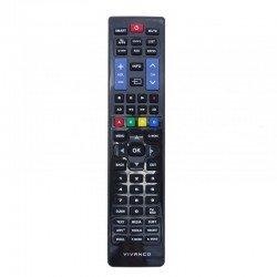 Mando a distancia para tv lg vivanco 39299 rr 230 - compatible con televisores lg a partir del año 2000 - 57 botones