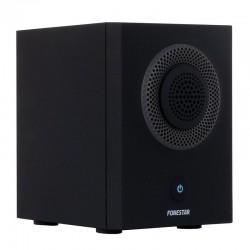 Altavoz bluetooth tws fonestar dots-n negro - 12w rms - bt4.2 - nfc - bat. 2200mah - entrada jack 3.5mm