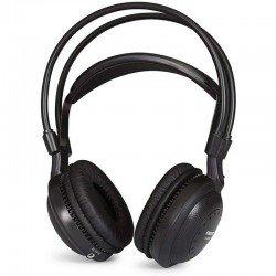 Auriculares inalámbricos hi-fi por radiofrecuencia fonestar fa-8060r negros - 30-20.000hz - entrada jack 3.5mm - interruptor