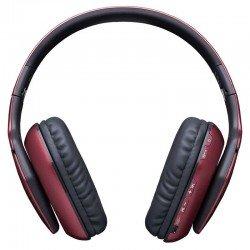 Auriculares inalambricos bluetooth hiditec cool bronze - bt 4.1 - altavoces 40mm - 15hz-20khz - 32ohm - microfono integrado -