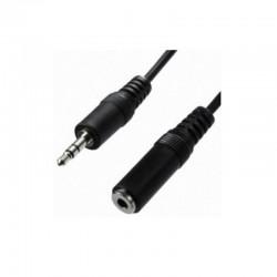 Cable alargador jack 3.5 macho/hembra 3go ca104 - 3m