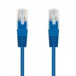 Latiguillo de red nanocable 10.20.0101-bl - rj45 - utp - cat5e - 1m - azul
