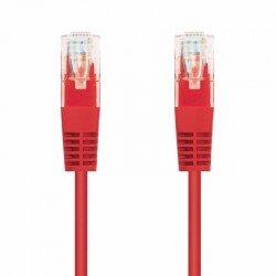 Latiguillo de red nanocable 10.20.0400-r - rj45 - utp - cat6 - 50cm - rojo