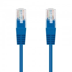 Latiguillo de red nanocable 10.20.0403-bl - rj45 - utp - cat6 - 3m - azul