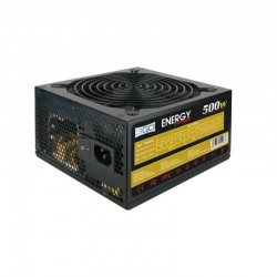 Fuente de alimentación 3go ps500sx - 500w - ventilador 12cm - pfc pasivo - sistema antivibraciones