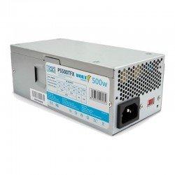Fuente de alimentación tfx 3go ps500tfx - 500w - 20+4 pines - 2*sata - ventilador 8cm