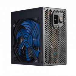 Fuente de alimentación atx hiditec sx 500 ps00130001 - 500w - ventilador 12cm - 21db - pfc - color negro