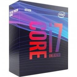 Procesador intel core i7-9700k - 3.6ghz - 8 núcleos - socket lga1151 9th gen - 12mb cache - uhd graphics 630