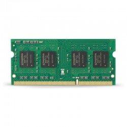 Memoria kingston - 4gb - ddr3-1600mhz - sodimm - 204pin - latencia 11 - 1.5v