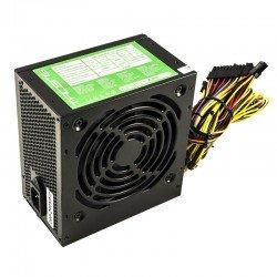 Fuente de alimentación tacens anima apii500 500w - ventilador 12cm - 14db - sistema antivibraciones
