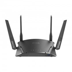 Router inalámbrico exo d-link dir-1960 - wifi 5/2.4ghz - 4 antenas omnidireccionales - 4*lan gigabit - 1*usb 3.0 - compatible