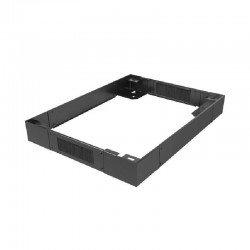 Zócalo lanberg ck01-68-b para armario rack - 600*800mm - color negro