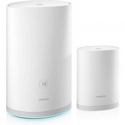 Sistema mesh wifi huawei q2 pack pro 53037169 - base (1*ge wan/2*ge lan) + satélite (1*ge lan) - 2.4/5ghz - modo