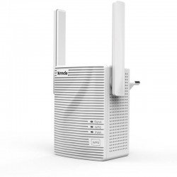 Repetidor wifi tenda a301 - 300mbps - 2*antenas 3dbi - 1*lan - compatible con cualquier router 802.11b/g/n - soporta wep / wpa