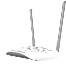 Punto de acceso inalámbrico tp-link tl-wa801n v6 - rj45 - 300mbps - 2.4ghz - 2*antenas omnidireccionales 5dbi - poe pasivo