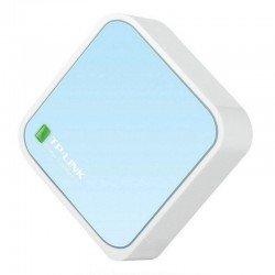 Router inalámbrico tp-link tl-wr802n - nano n 300mbps - 1*wan/lan 10/100mbps - alimentación micro usb