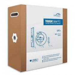 Cable ubiquiti tc-pro - categoria 5 - 24 awg - apantallamiento multicapa - blindaje para intemperie - 304.8 metros