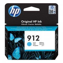 Cartucho de tinta cian hp nº912 - 315 páginas aprox - compatible según especificaciones