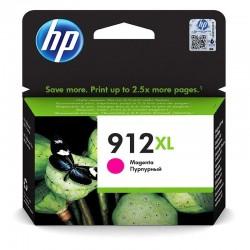 Cartucho de tinta magenta hp nº912xl - 825 páginas - compatible según especificaciones