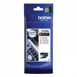 Cartucho de tinta negra brother lc3239xlbk - 6000 pag aprox. - compatible según especificaciones