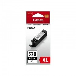 Cartucho de tinta negro canon pgi-570 pgbkxl