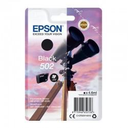 Cartucho tinta epson 502 - negro (4.6ml) - binoculares
