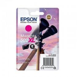 Cartucho tinta epson 502xl - magenta(6.4ml) - binoculares