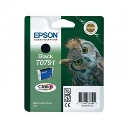 Cartucho epson t0791 11.1ml negro - búho