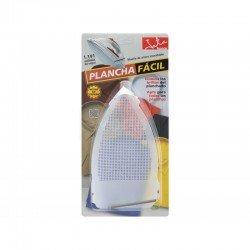 Plancha fácil jata 800 - material antiadherente - se adapta a todas las planchas - evita brillos en los tejidos