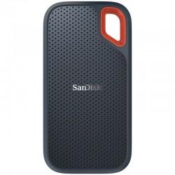 Disco externo sandisk ssd extreme portable 250gb - usb tipo-c  (incluye adaptador a usb-a) - velocidad lectura 550mb/s -