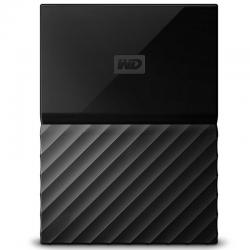 Disco duro externo western digital 4tb negro my passport worldwide - 2.5'/6.3cm - software wd backup - wd security - wd