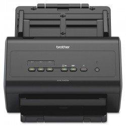 Escáner documental brother ads-2400n - adf - óptico 600x600dpi - duplex - ethernet / usb2.0 - compatible windows / mac / linux