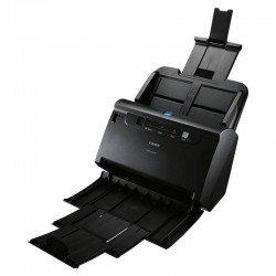 Escáner documental canon imageformula dr-c230 - 30ppm - adf 60 páginas - 600ppp - sensor ultrasónico - escaneo pasaportes - usb