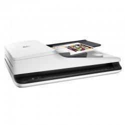 Escáner documental hp scanjet pro 2500 f1 - 20ppm/40ipm - duplex - 1200ppp - alimentador automático 50 hojas - usb 2.0