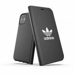 Funda adidas original booklet case basic black compatible con iphone 11