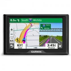 Gps garmin drive 52 se lmt-s - 5'/12.7cm táctil - mapas sur europa  - servicio tráfico en directo  - alertas conducción - bat.