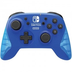 Mando inalámbrico hori horipad blue para nintendo switch - bluetooth - usb tipo-c - bat.recargable - licencia nintendo