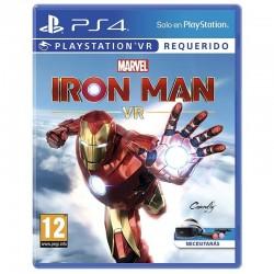 Juego para consola sony ps4 marvel's iron man vr - playstation vr requerido