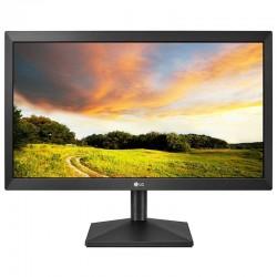 Monitor led lg 20mk400h - 19.5'/49.4cm - 1366*768 - 16:9 - 200cd/m2 - 5ms - vga - hdmi - protección antiparpadeo - negro