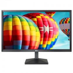 Monitor led lg 22mk430h-b - 21.5'/54.6cm - fullhd ips - 5ms - 250cd/m2 - hdmi - vga - 178º/178º - antiparpadeo - negro