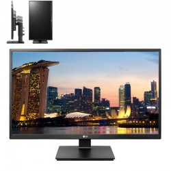 Monitor led multimedia lg 24bk550y-b - 23.8'/60.45cm 1920x1080 - 16:9 - 250cd/m2 - 2x1.2w - vga/dvi-d/hdmi/displayport -