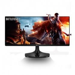Monitor ultrawide lg 25um58-p - 25'/63.5cm 2560x1080 panoramico - 21:9 - 250cd/m2 - 5ms - 2x hdmi - optimizado para juegos -